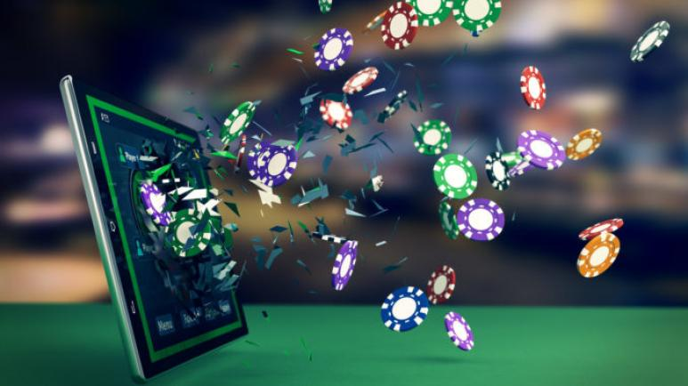 Online Casino für Tablet